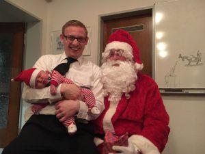Papa Hübi, Emma und der Weihnachtsmann