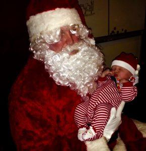 Emma und der Weihnachtsmann