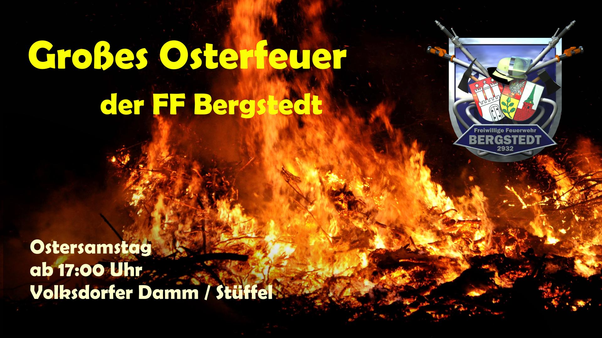 Osterfeuer volksdorf